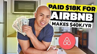 How I Make Small Fortune With My Container Home Rental Income  Airbnb Host Review