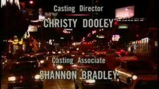 Bold and the Beautiful - Closing Credits - May 2007
