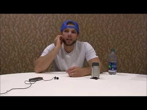 HNS Interviews Max Thieriot from Bates Motel at Comic Con 2016