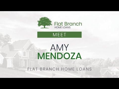 Meet Amy Mendoza | Flat Branch Home Loans