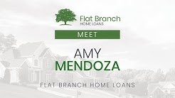 Meet Amy Mendoza | Flat Branch Home Loans