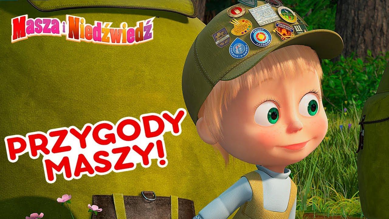 Masza i Niedźwiedź ????⚕️???????? Przygody Maszy! ????????????⚕️ Śmieszne bajki dla dzieci
