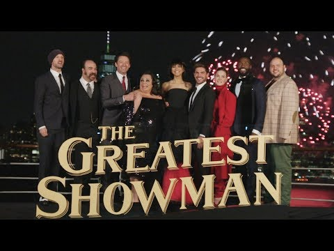 'The Greatest Showman' World Premiere