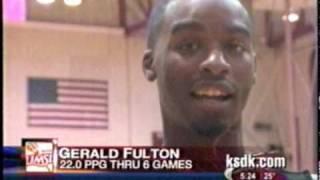 UMSL: Gerald Fulton, junior majoring in communication 12/07/10