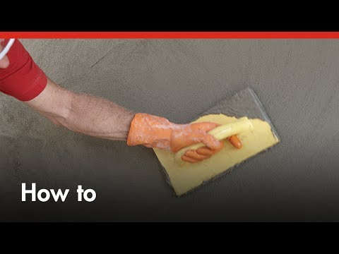 How To Render - DIY At Bunnings