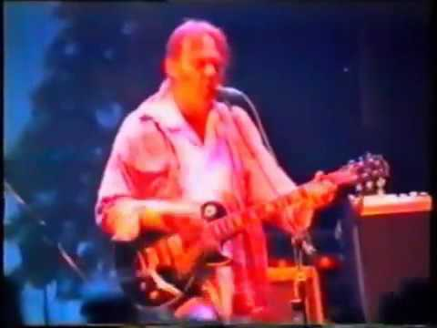 Neil Young and Pearl Jam 1995 08 26 Dublin, Ireland