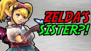 Zelda Theory: Agitha's MENTAL Disease