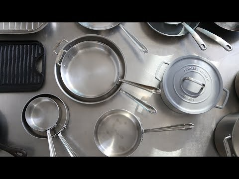 Best Pots And Pans To Have For Every Kitchen - Kitchen Conundrums With Thomas Joseph