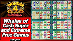 Wonder 4 Boost Slot - All Whales of Cash Live Play with Super and Extreme Free Games