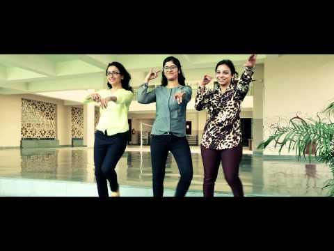 Pharell Williams- Happy ( #Happiness @ Shiv Nadar School )