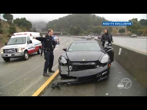 NBA star Stephen Curry unhurt in multi car crash thumbnail