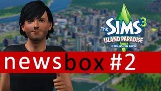 THE SIMS 4, SIMCITY & EA - News Box #2