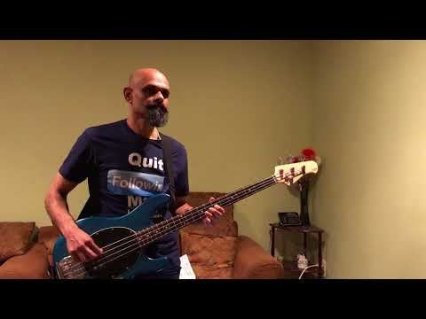 Bass Play Along - Nirvana- Come As You Are