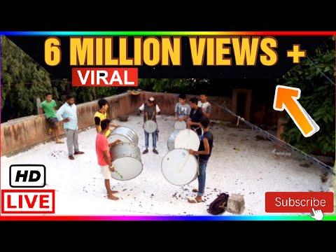 NASHIK DHOL ORIGINAL FULL BASS AUDITION SPARKELS MUSICAL GROUP 👉MUMBAI👈 2017 720p HD