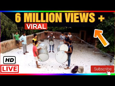 NASHIK DHOL ORIGINAL FULL BASS AUDITION SPARKELS MUSICAL GROUP 👉MUMBAI👈 2017 720p HD