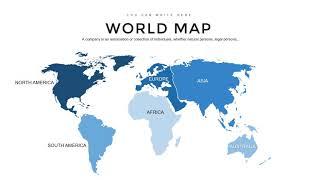 Free Powerpoint Templa Uk Map - BerkshireRegion