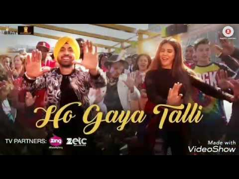 Ho Gaya Talli  Super Singh  New Song  Diljit Dosanjh Audio