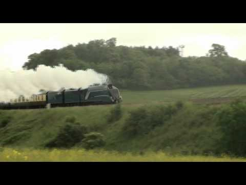 "(HD) 4492 Dominion of New Zealand Storming ""Globe"""