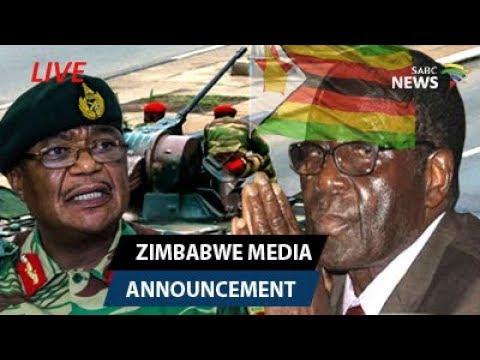 ZIMBABWE STATE OF NATION ADDRESS BY PRES MUGABE: 19 Nov 2017