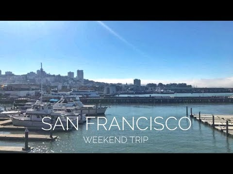 SF FOR THE WEEKEND  |  Kyle's birthday