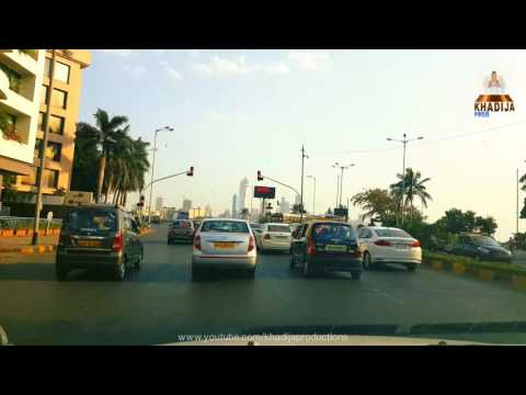Worli Sea Face to HAJI ALI | Mumbai Tour By Khadija productions