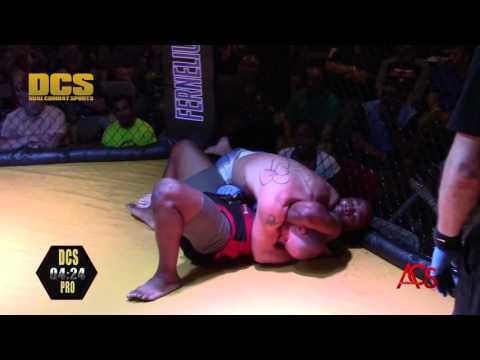 DCS (Dual Combat Sports)  Victor Jones vs Tim Farr