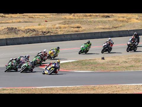 MotoAmerica Stock 1000 Race at Ridge 2020