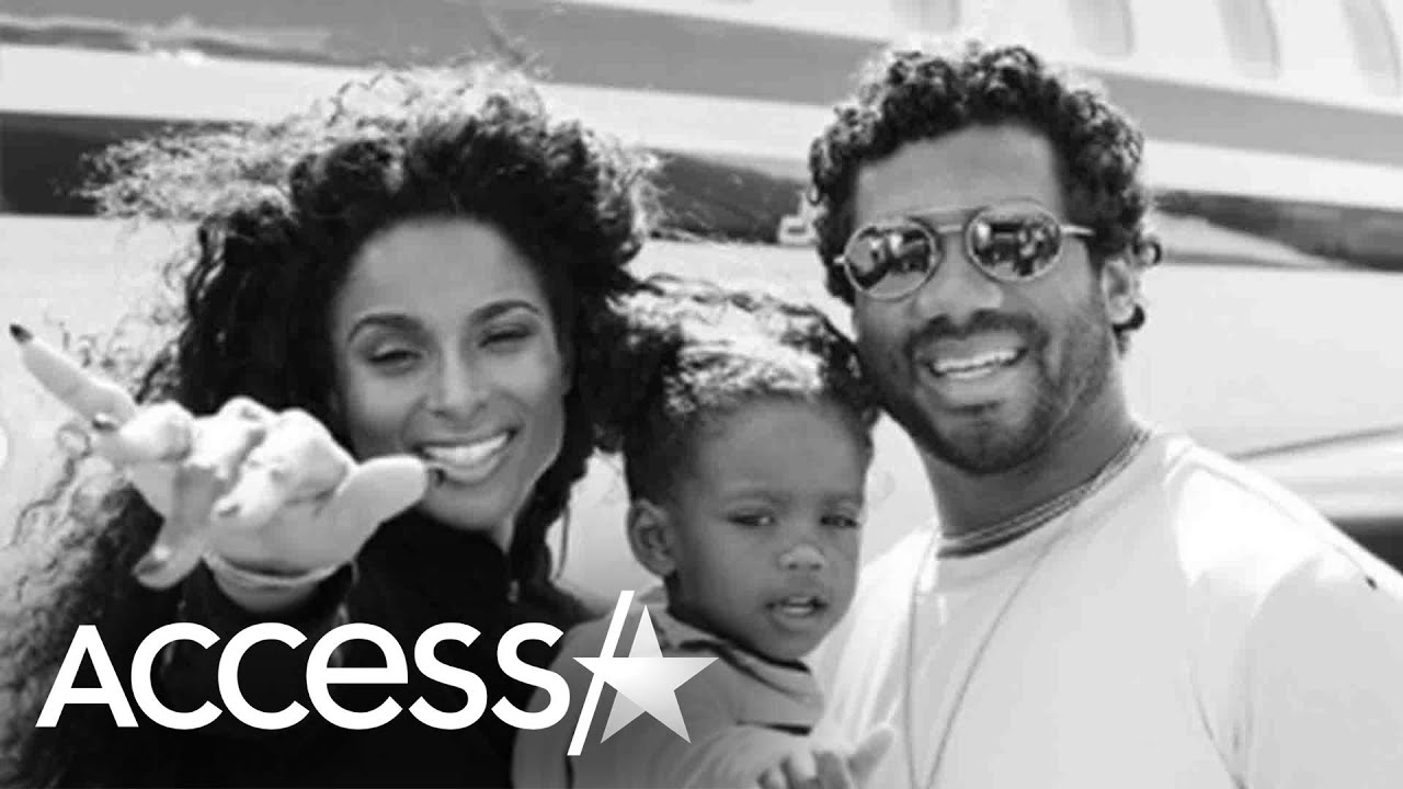 Ciara Gets Sweet Birthday Note From Russell Wilson