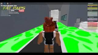 Roblox rob the bank obby part 1