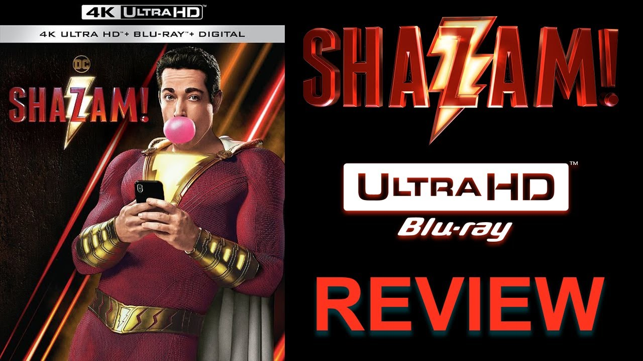 'Shazam!' 4K Ultra HD review