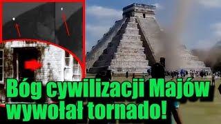 W pobliżu piramidy Majów doszło do niesamowitego zjawiska!