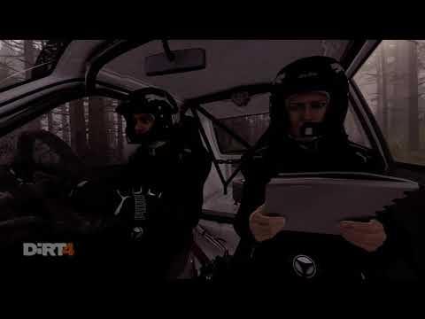 Dirt 4 - Castle Madoc Valley - Peugeot 205 GTI