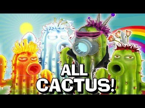 All cactus new characters plants vs zombies garden warfare youtube for Plants vs zombies garden warfare characters