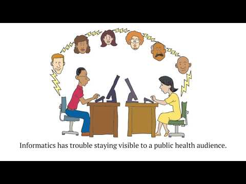 The power of metaphors: how to communicate about public health informatics