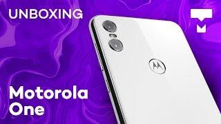 Motorola One - Unboxing e primeiras impressões - TecMundo