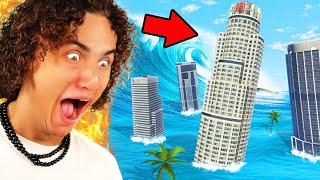 THE END OF THE WORLD In GTA 5!