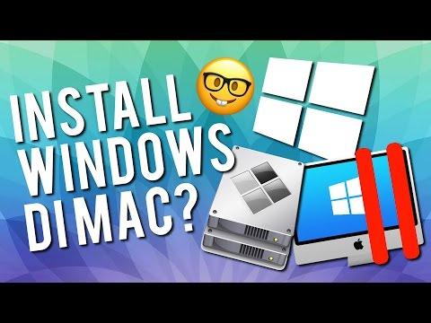 Cara Install Windows Di Mac (Boot Camp Vs Parallels)