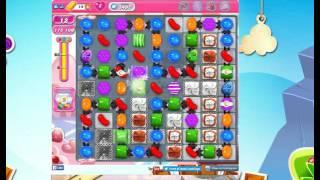 Candy Crush Saga Level 1497 No Booster 3 Stars