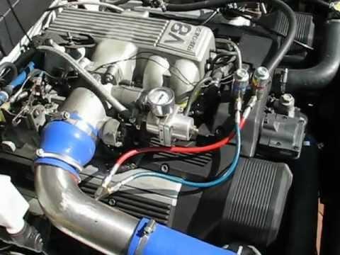 Lexus V8 T66 Turbo - YouTube