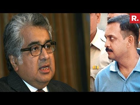 Senior Lawyer Harish Salve Reacts On Col Purohit's Bail