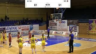 YOUNG ANGELS Košice - BK ŠKP 08 Banská Bystrica