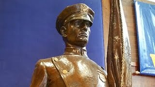 The History Of The NYPD's Memorial Statue