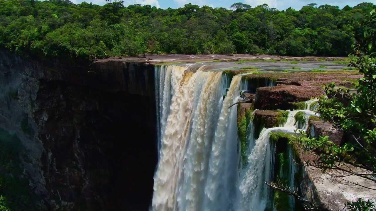National Geographic Wallpaper Fall Exploring Guyana S Kaieteur Falls Youtube