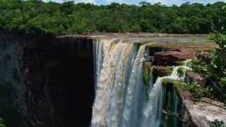 Exploring Guyana