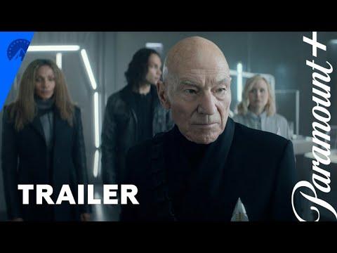 Star Trek: Picard   Season 2 Star Trek Day Trailer   Paramount+