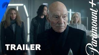 Star Trek: Picard | Season 2 Star Trek Day Trailer | Paramount+