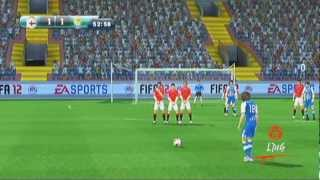 GamerHispano - FIFA 12 Wii [Análisis | Gameplay]