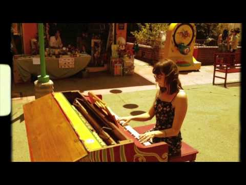 Anna Ash ::: Play Me, I'm Yours: Street Piano Series :::