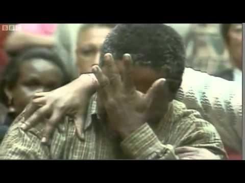 Desmond Tutu TRC BBC clip