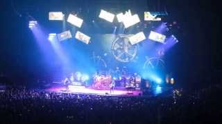 Rush Performs The Garden At Kansas City Sprint Center 08.04.2013